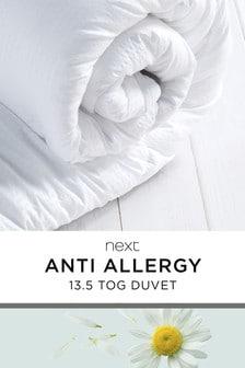 Antiallergische und antibakterielle Bettdecke, 13,5 Tog