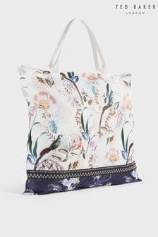 Ted Baker Dallila Decadence Foldaway Shopper Bag