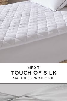 Touch Of Silk Mattress Protector