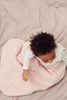 MORI Pink Clever 2.5 Tog Sleeping Bag