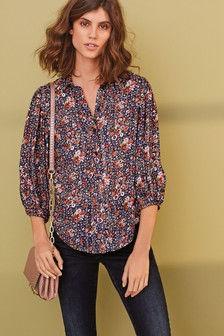 Volume Sleeve Shirt