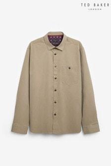Camicia semplice Ted Baker Esskin Workwear