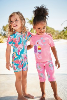 2 Piece Sunsafe Set (3mths-7yrs)