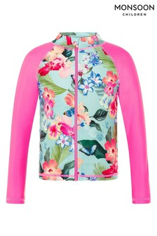 Monsoon S.E.W Fergie Flower Sunsafe Top