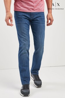 Armani Exchange J16 Straight Fit Jean
