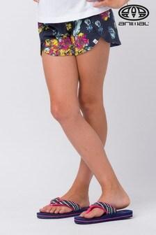 Animal Blue Malibu Shorts
