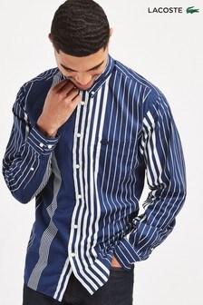 Lacoste® Stripe Long Sleeve Shirt