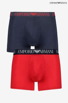 Emporio Armani Trunks Two Pack