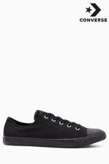 Converse Black Dainty Trainers