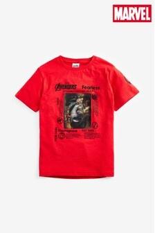 Marvel® Avengers Lenticular T-Shirt (3-16yrs)