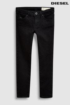 Черные детские джинсы Diesel®  Skinzee