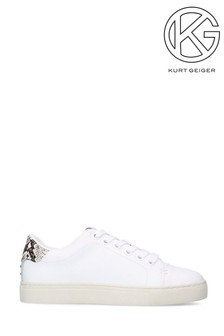 KG Lister White Trainers
