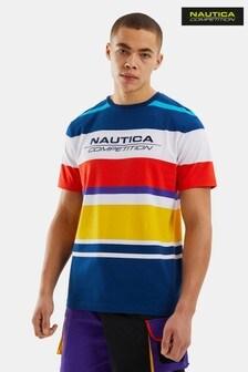 Nautica Competition Blue Zabra T-Shirt