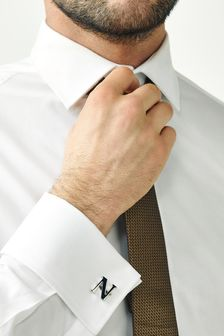 Personalised Letter Cufflinks