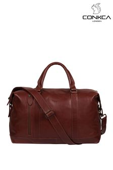 Кожаная сумка Conkca Rivellino