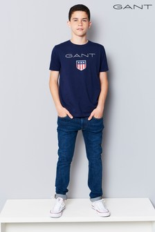 GANT Teen Mid Blue Slim Jean