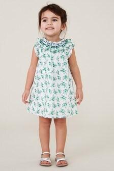 Платье с оборками (3 мес.-7 лет)