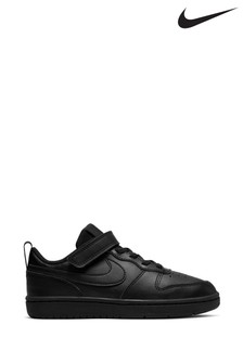 Nike Court Borough Low Junior Trainers