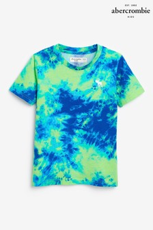 Abercrombie & Fitch Bright Tie Dye T-shirt (916074)   $21