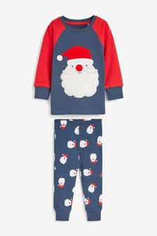 Santa Snuggle Pyjamas (9mths-12yrs)