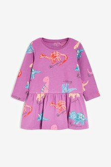 Jersey Dress (3mths-7yrs)