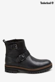 Черные байкерские ботинки Timberland® London