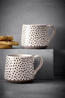 Set of 2 Arlo Mugs