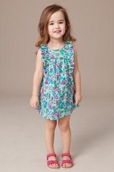 Льняное платье (3 мес.-7 лет)