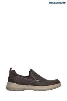 Skechers® Brown Doveno Hangout Shoes