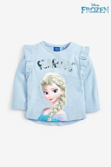 Elsa Disney™ Frozen Licence T-Shirt (9mths-7yrs)