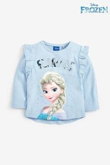 Elsa Disney™ Frozen Lizenziertes T-Shirt (9Monate bis 7Jahre)