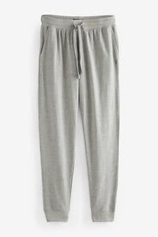 Pantalon de jogging slim fin à ourlets resserrés