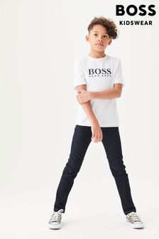 Tričko s logom BOSS