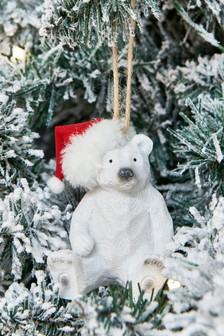 Barnaby Bear Bauble