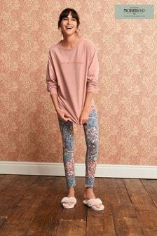 Morris & Co.at Next Cotton Tunic And Legging Pyjamas (920029)   $48