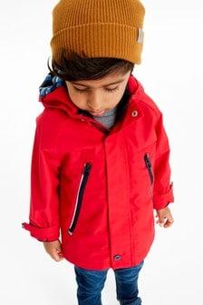 Водонепроницаемаястеганая куртка (3 мес.-7 лет)