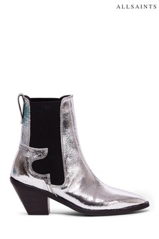 AllSaints Sara Ankle Calf Boots