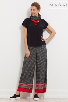 Masai Red Perinus Trouser