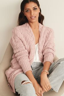 Cable Cardigan (922875) | $45