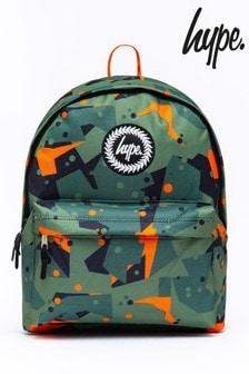Hype. Geo Camo Backpack