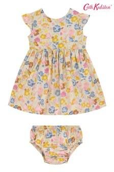 שמלה של Cath Kidston דגם Ayda לתינוקות פרחונית