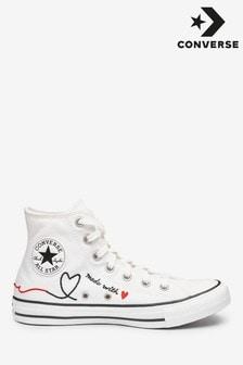 Converse All Star Love Knöchelhohe Turnschuhe