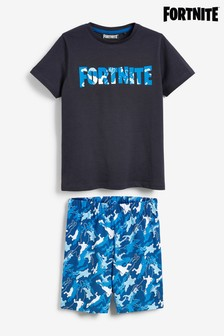 Fortnite Short Pyjamas (10-16yrs)