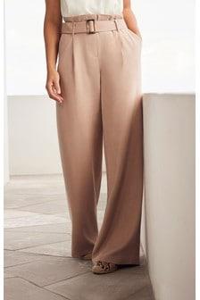 Широкие брюки Emma Willis