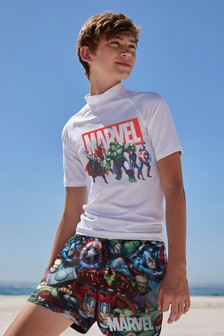 Marvel® Rash Vest (3-12yrs)