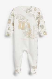 Peter Rabbit Sleepsuit (0-9mths)