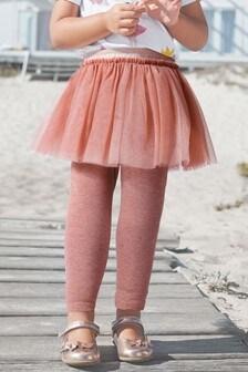 紗裙內搭褲 (3個月至7歲)