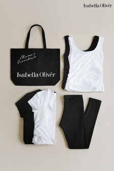 Isabella Oliver Black And White Mama Essentials Kit