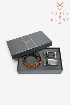 Ashby & Brant Four Way Belt Set