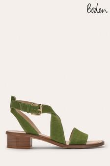 Boden Green Erin Sandals